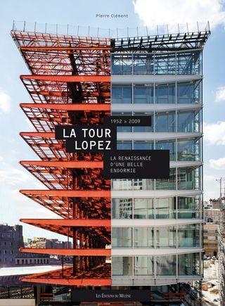 """le livre """"La Tour Lopez"""""""