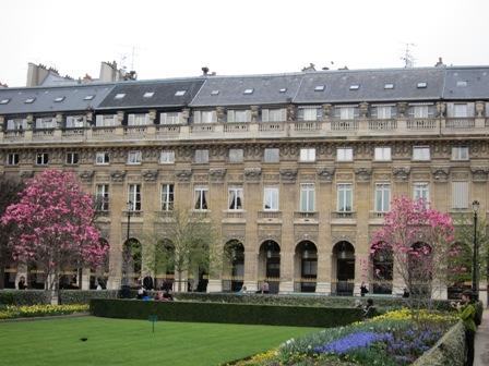 Tina Roach AIA » Palais Royal